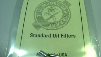 Standard Oil Filters - Model Car Garage