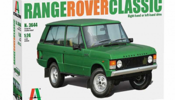 Range Rover Classic (1:24) Model Kit 3644 - Italeri