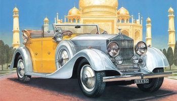ROLLS ROYCE PHANTOM II (1:24) Model Kit 3703 - Italeri