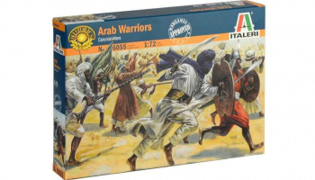 Model Kit figurky 6055 - Arab Warriors (1:72)