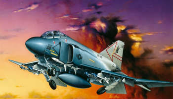 Model Kit letadlo 0170 - F-4S PHANTOM II (1:72)