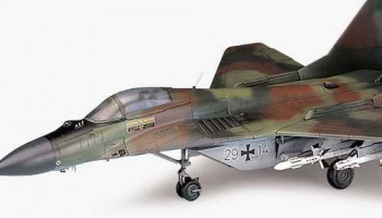 Model Kit letadlo 12263 - M-29A FULCRUM A (1:48)