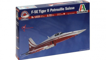 Model Kit letadlo 1333 - F/5E Tiger (1:72)