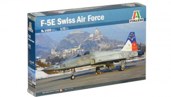 F-5E Swiss Air Force (1:72) - Italeri