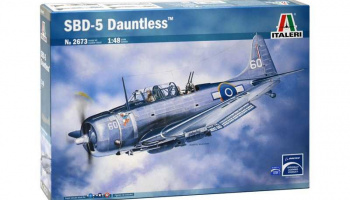 SBD-5 DAUNTLESS (1:48) - Italeri