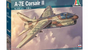A-7E Corsair II (1:48) Model Kit 2797 - Italeri