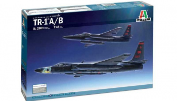 Lockheed TR-1A/B (1:48) Model Kit 2809 - Italeri
