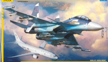 "Sukhoi SU-30 SM ""Flanker C"" (1:72) Model Kit 7314"