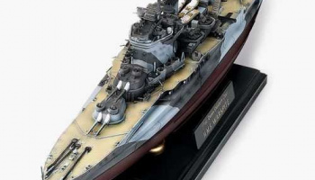 "Model Kit loď 14105 - QUEEN ELIZABETH CLASS ""H.M.S. WARSPITE"" (1:350) – Academy"