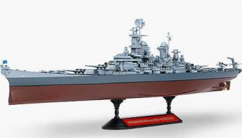 Model Kit loď 14222 - USS Missouri BB-63 MCP (1:700)