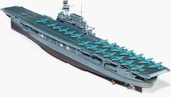 Model Kit loď 14224 - USS Enterprise CV-6 MCP (1:700)