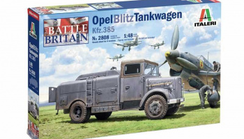 Opel Blitz Tankwagen Kfz. 385 - Battle of Britain 80th Anniversary (1:48) Model Kit military 2808 - Revell