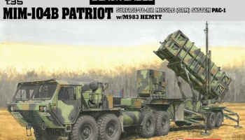 MIM-104B PATRIOT (1:35) Model Kit military 3558 - Dragon