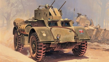 Model Kit military 6463 - T17E2 STAGHOUND AA (1:35)