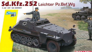 Model Kit military 6571 - Sd.Kfz.252 Leichter Bef.Wagen (1:35)
