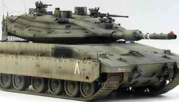 Model Kit tank 13227 - MERKAVA MK.IV LIC (1:35)