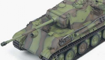 "Model Kit tank 13523 - Pz.Kpfw.V Panther Ausf.G ""Last Production"" (1:35)"