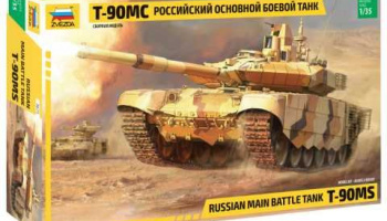 Model Kit tank 3675 - T-90 MS Russian MBT (1:35)