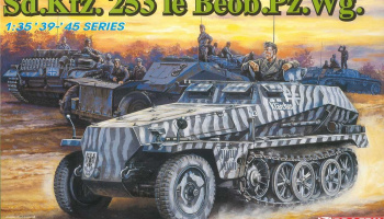 Model Kit tank 6140 - Sd.Kfz. 253 le Beob.Pz.Wg. (1:35)