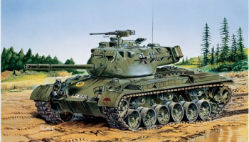 Model Kit tank 6447 - M47 PATTON (1:35)