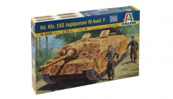 Model Kit tank 6488 - Jagdpanzer IV Ausf.F L/48 late (1:35)