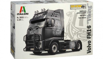 "VOLVO FH16 XXL ""VIKING"" (1:24) Model Kit Truck 3931 - Italeri"