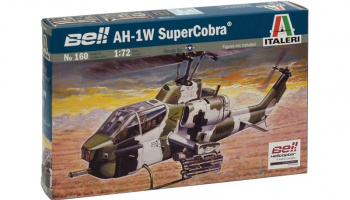 Model Kit vrtulník 0160 - AH-1W SUPER COBRA (1:72)