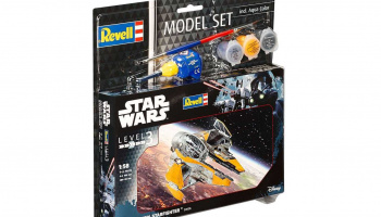 ModelSet SW 63606 - Anakin´s Jedi Star Fighter (1:58)