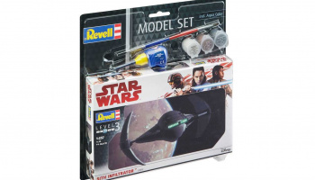 ModelSet SW 63612 - Sith Infiltrator (1:257)