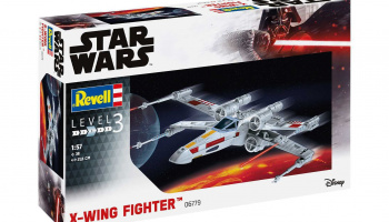 ModelSet SW 66779 - X-wing Fighter (1:57)