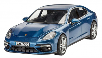 Porsche Panamera Turbo (1:24) Model Set 67034 - Revell