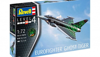 "Eurofighter ""Ghost Tiger "" (1:72) ModelSet 63884 - Revell"