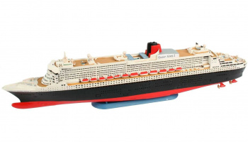 ModelSet loď 65808 - QUEEN MARY 2 (1:1200)
