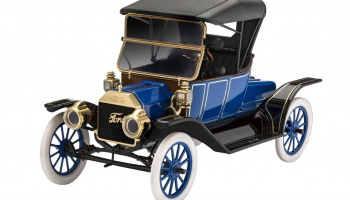 1913 Ford Model T Road (1:24) Model set 67661 - Revell