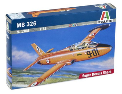 Model Kit letadlo 1308 - MB 326 (1:72)