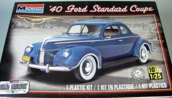 Ford Standart Coupe - Monogram
