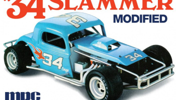 SLAMMER MODIFIED 1934 1:25 - MPC