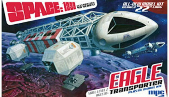 Space 1999 Eagle Transporter 1/48 - MPC