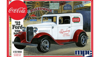 Coca Cola 1932 Ford Sedan Delivery Truck - MPC