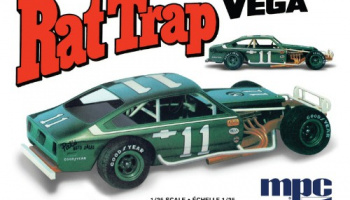 Rat Trap Vega Modified Race Car 1974 - MPC