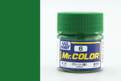 Mr. Color C 006 - Green Gloss - Gunze