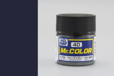 Mr. Color C 040 - German Gray - Gunze
