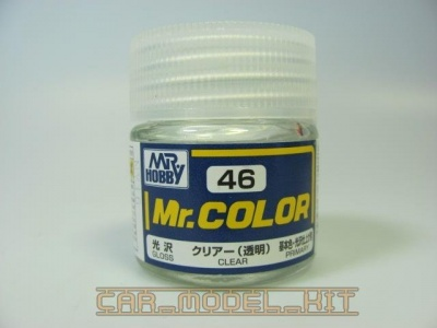 Mr. Color C 046 - Lak - Clear - Gunze