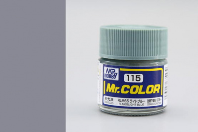 Mr. Color C 115 - RLM65 Light Blue - Gunze