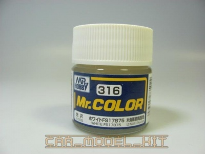 Mr. Color C 316 - FS17875 White - Bílá - Gunze