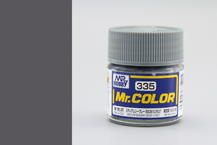 Mr. Color C 335 - Medium Seagray BS381C/637 - Gunze