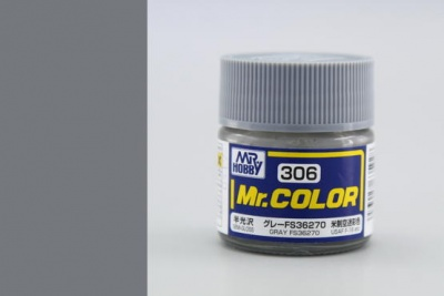 Mr. Color C306 - FS36270 Gray - Gunze