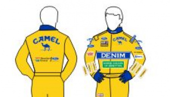 M.Schumacher Decal (Benetton 93) 1/20 - MSM Creation