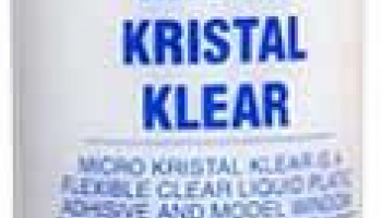 Micro Kristal Clear Glue clear parts - MSM Creation