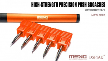 High-strength Precision Push Broaches - Meng